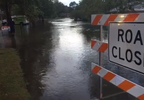 Oxford Road flooding, Ladson, Berkeley County (WCIV) 1.png
