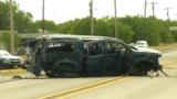 5 dead after SUV being chased by Border Patrol crashes