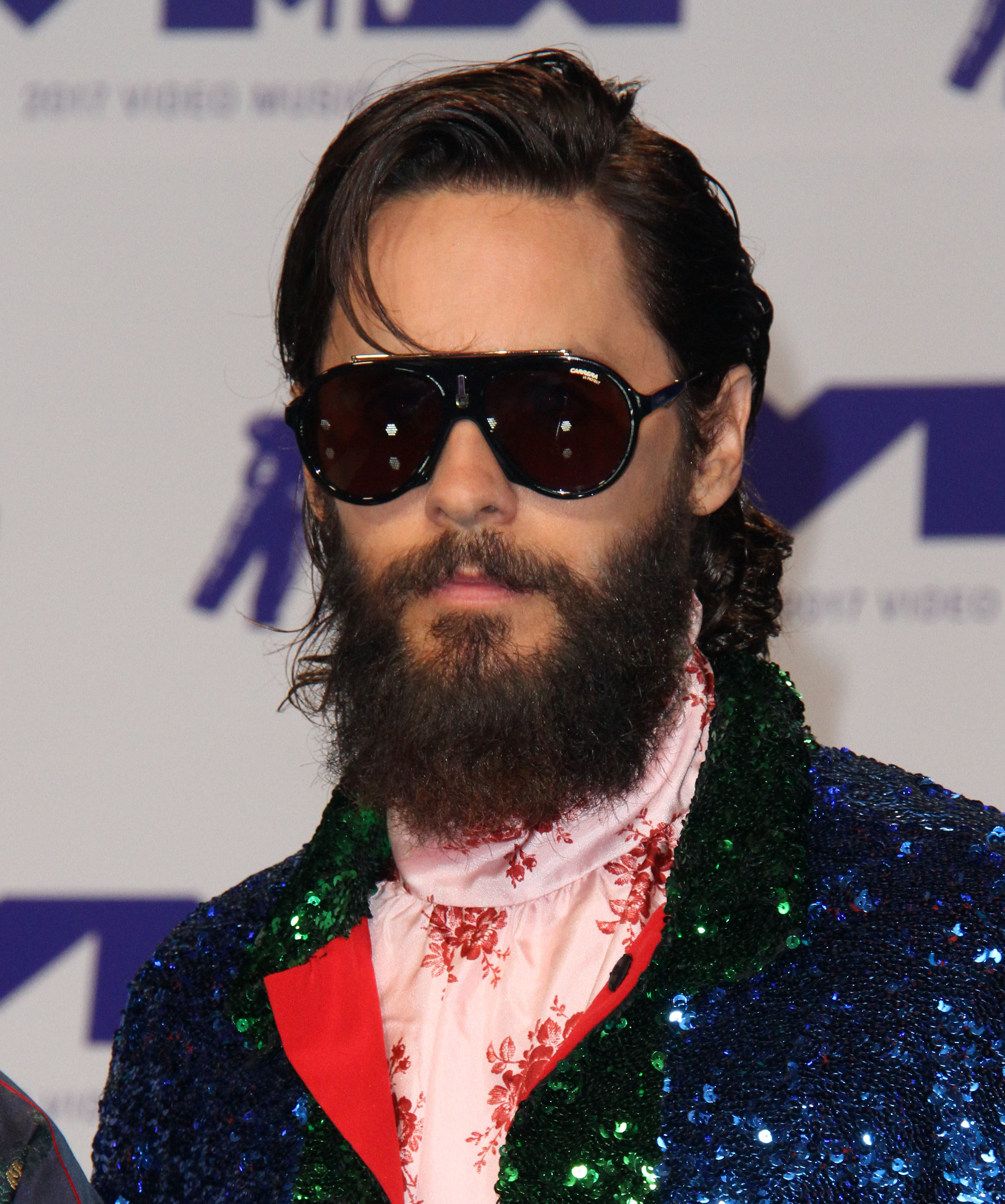 MTV Video Music Awards (VMA) 2017 Arrivals held at the Forum in Inglewood, California.  Featuring: Jared Leto Where: Los Angeles, California, United States When: 26 Aug 2017 Credit: Adriana M. Barraza/WENN.com