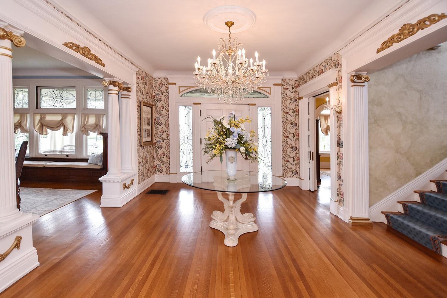 3732 Clifton Ave is a 5-bedroom, 4-bathroom (3 full and 1 half) historic treasure. It was recently listed by Holly Finn of Coldwell Banker West Shell at a price of $650,000, and a sale is already pending on the home. / Image: Kathy Kelley // Published: 5.14.18