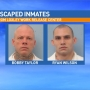 Inmates escape from Loxley Work Release Center