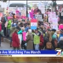 Thousands participate in Women's March in Traverse City