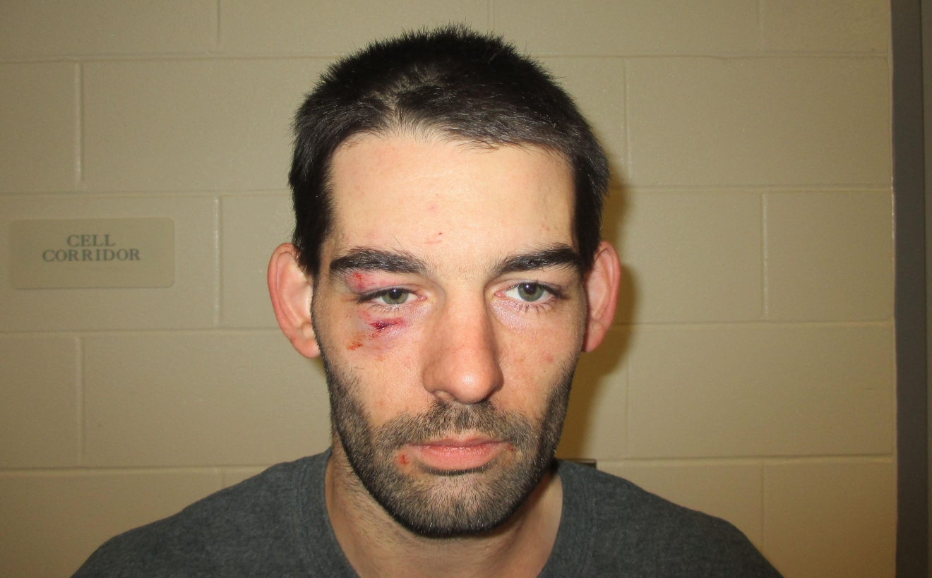 Robert Lachance is accused of animal abuse.  Photo CTSY: Brunswick Police