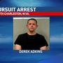 Arrest made in multi-county pursuit that ended in South Charleston