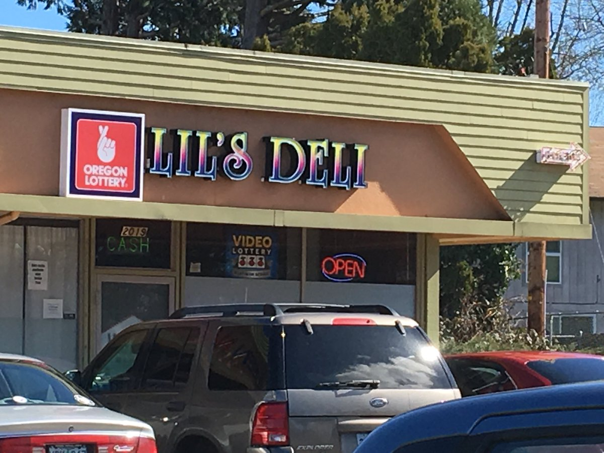 Police said a man robbed Lil's Deli on River Road at gunpoint Friday morning. A suspect description is not yet available. (SBG)