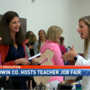 Baldwin County hosts first Teacher Job Fair in 10 years