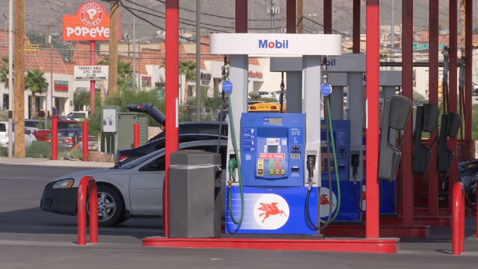 Retail Gasoline Prices In Texas Up Nickel This Week Kfox