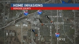 Suspect caught in Flint Township home invasions