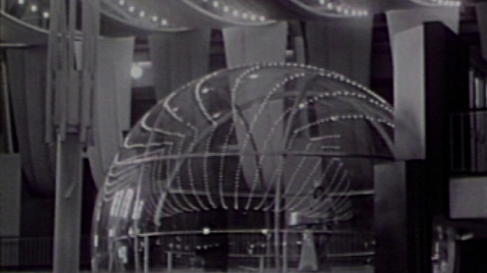 After years in storage, World's Fair 'Bubbleator' is back   KOMO