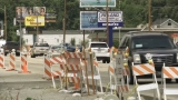 State Construction on Dirksen Parkway Nearly Complete