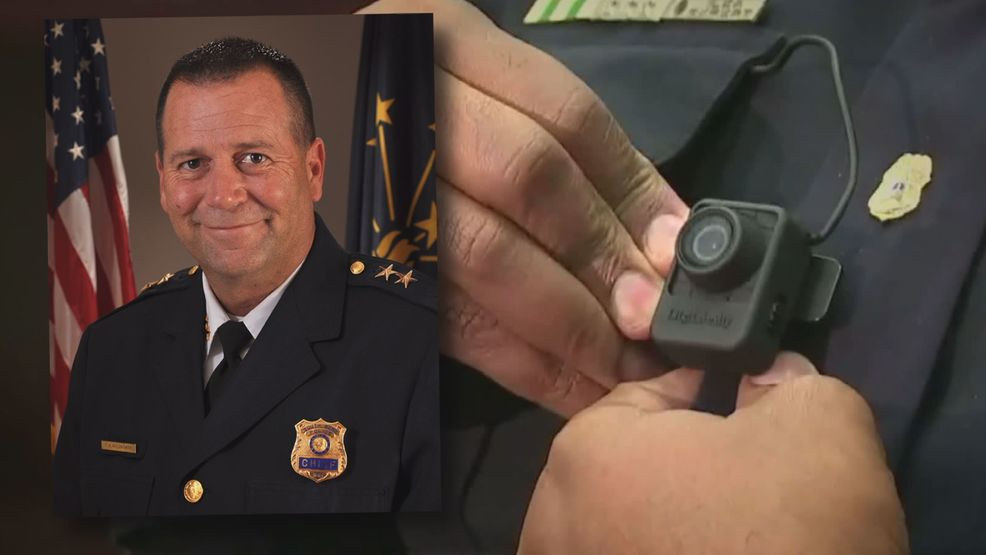 As questions arise about body cams, South Bend police chief