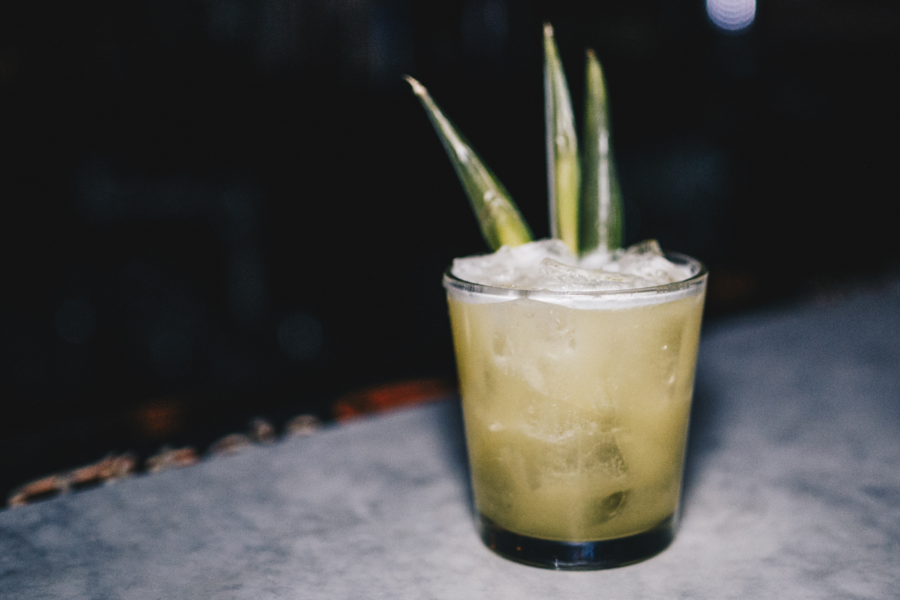 Tequilla Reaper at Igby's / Image: Catherine Viox // Published: 11.22.18