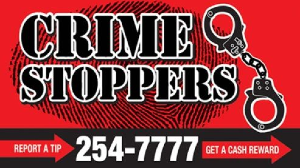 Crime Stoppers 12 29 15 Deputies Investigate Burglary