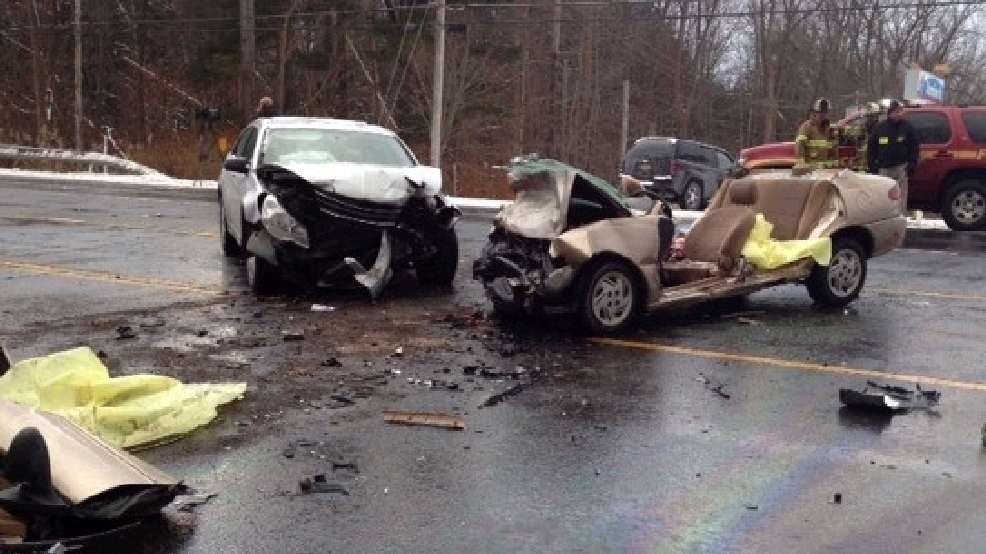 Liverpool Ny Car Accident  Year Old