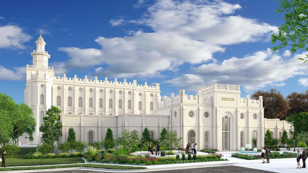 PHOTOS: LDS temple in St  George to close on Nov  4 for