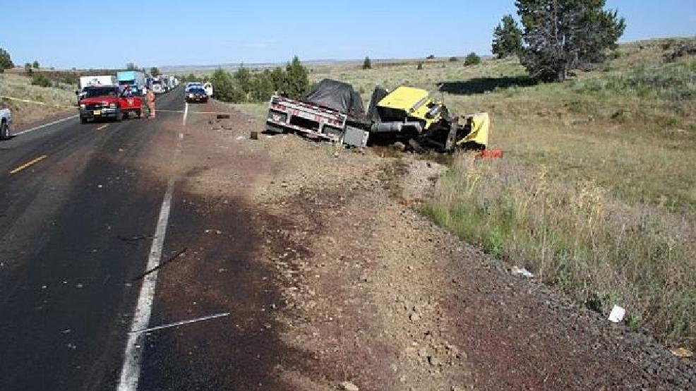 Mother Son From Washington Killed In Oregon Crash Kval