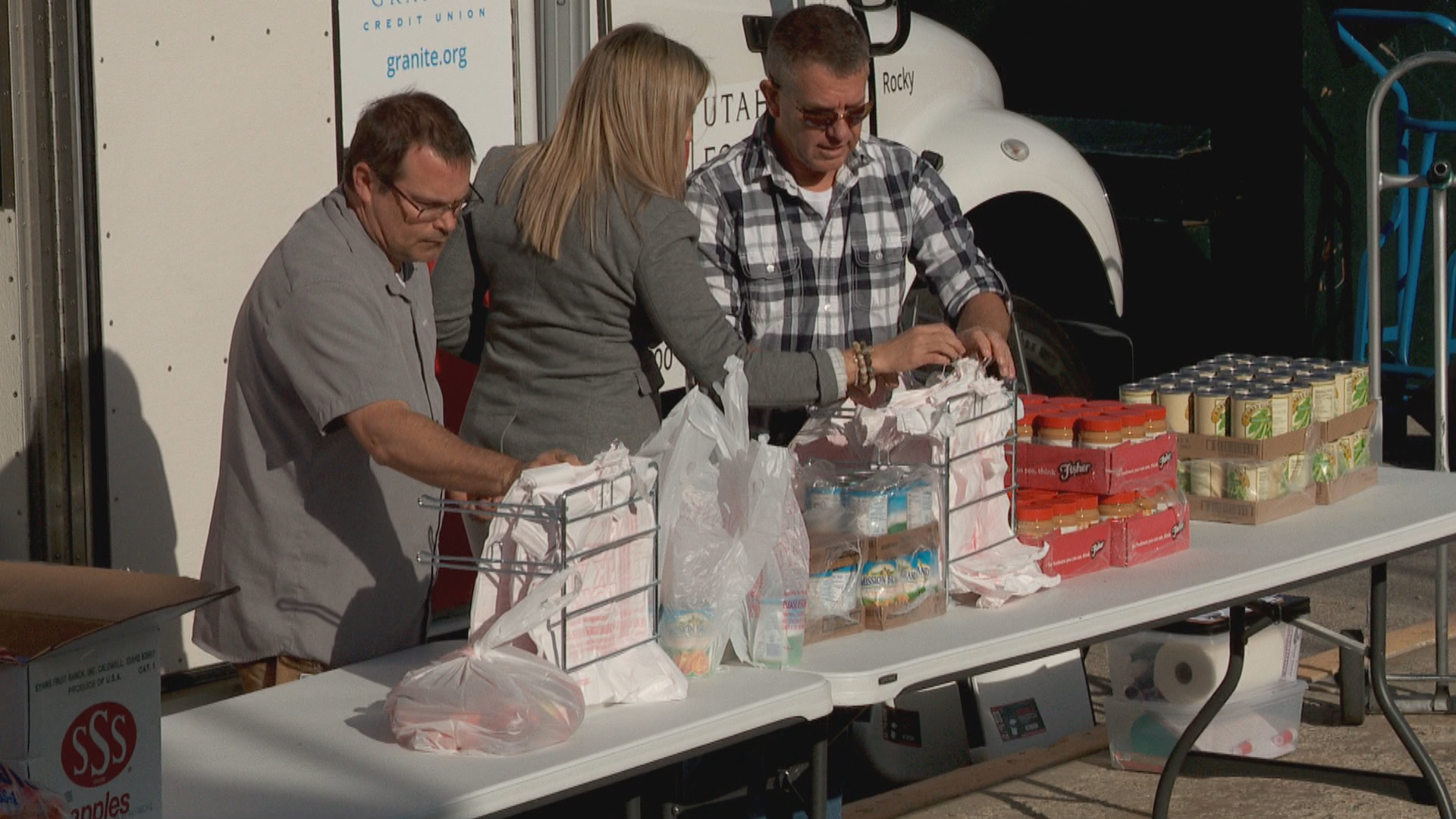 Inside the Story: Thousands of hungry Utah kids being fed with help from new truck (Photo: KUTV)
