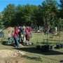 Free fruit tree orchard planted in Columbia