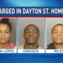 3 arraigned in connection with Dayton Ave. homicide case