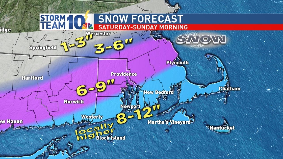 Storm Team 10 Winter Storm Warning For Entire Area News