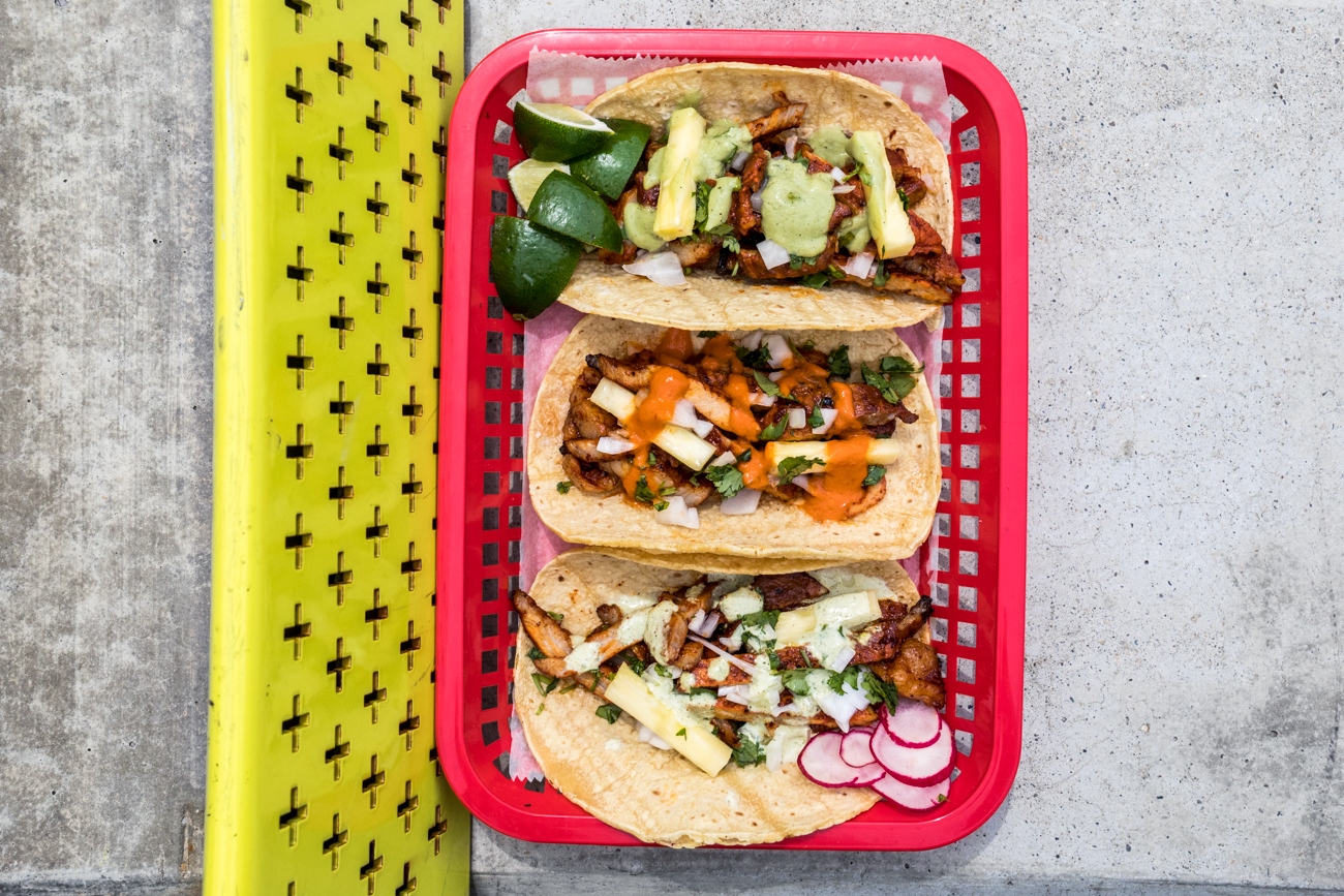 Visit patarojatacos.com to see their menu and email your order to hola@patarojatacos.com. Include which taco kit you'd like along with your name, address, phone number, and preferred delivery date. They're currently taking orders on Thursdays and Saturdays. / Image: Catherine Viox // Published: 5.22.20