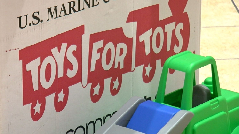 """Toys for Tots drive underway: """"Giving can be just as fun as receiving ..."""