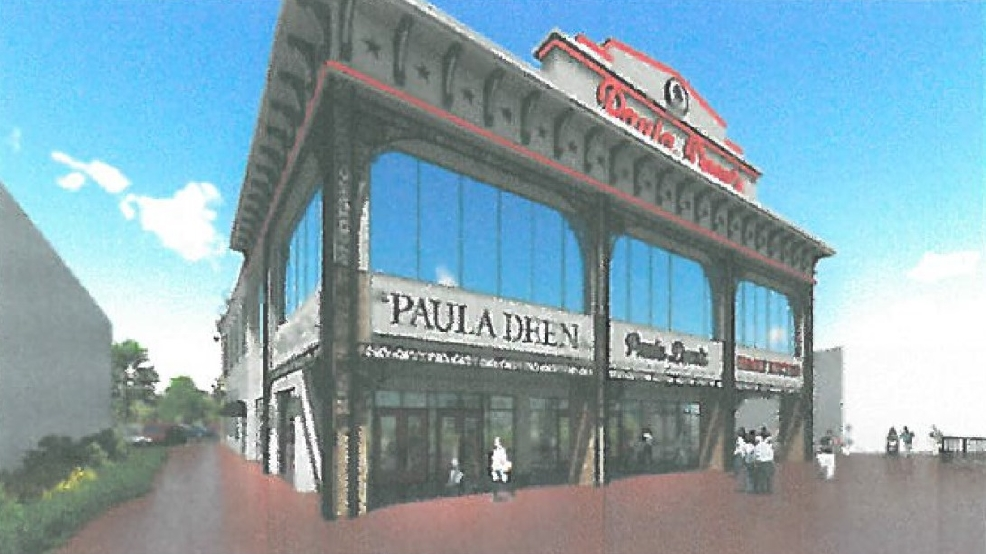 Plans For New Paula Deen Restaurant Submitted Broadway At The Beach