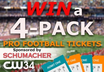 CW34 ENTER TO WIN PRESENTED BY SCHUMACHER