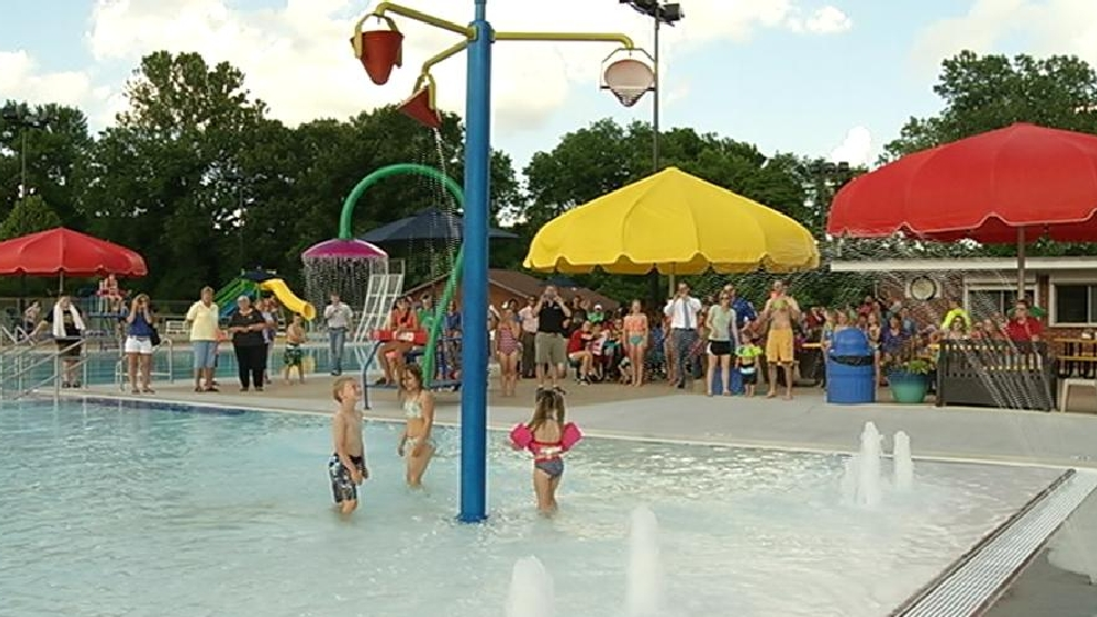 Ellis porter riverside pool receives 800 000 in renovations open to public krcg for Public swimming pools in riverside ca