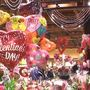 Local last-minute shopping ahead of Valentine's Day