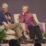 Bill and Hillary Clinton celebrate 25 years after 1992 presidential campaign