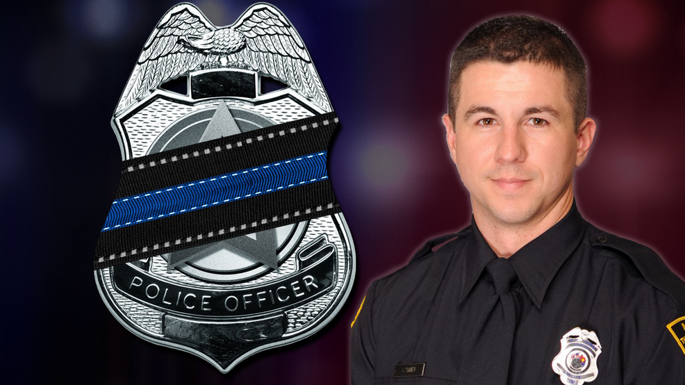 (IMG: WPMI) Mobile Police Department creates memorial fund for Officer Sean Tuder