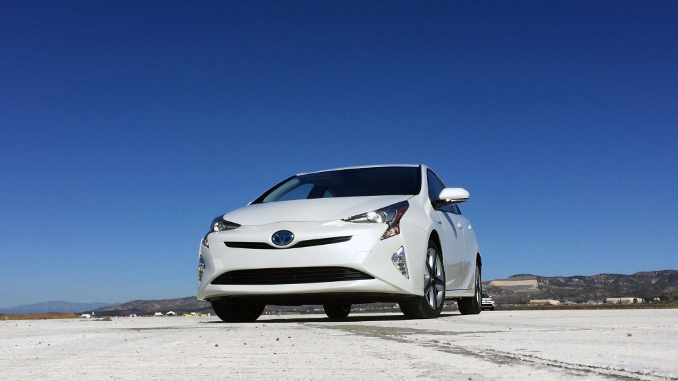 2016 Toyota Prius Next Gen Prius Raises The Bar For