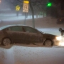 Snow, sleet, and freezing rain creates tricky travel conditions