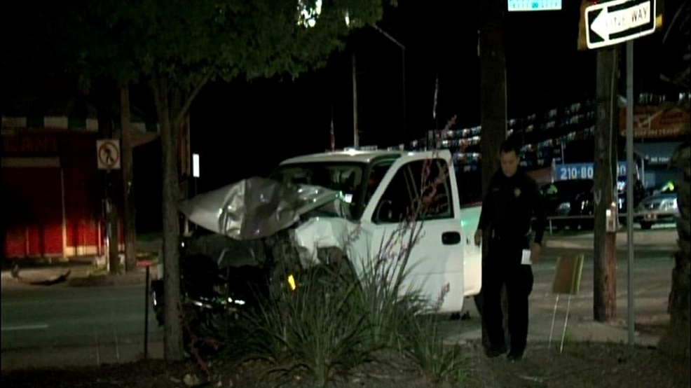 Suspected DWI driver sends mother, 3 kids to hospital | KABB