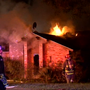 Child, 6, rescued from house fire dies