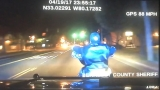 VIDEO: Berkeley County deputy hits motorcycle during chase, motorcycle driver wrecks, dies
