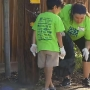 Bakersfield residents roll up their sleeves for Earth Day