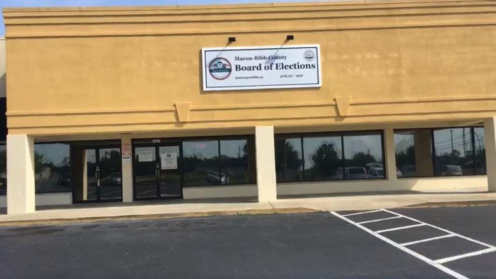 Macon-Bibb County voter polling location changes | WGXA