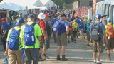 National Scout Jamboree community service projects' impact estimated at $8 million