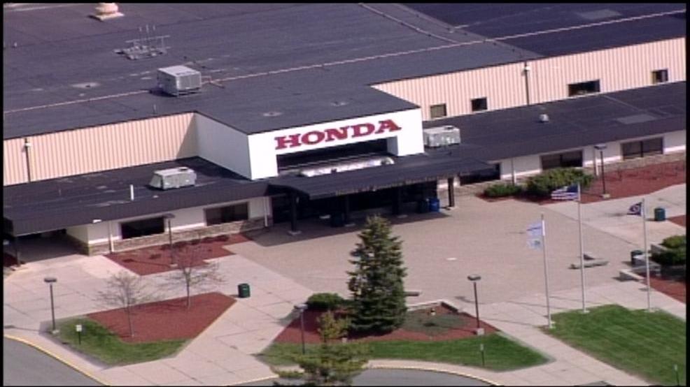Developing marysville honda plant re opened after bomb for Honda marysville oh
