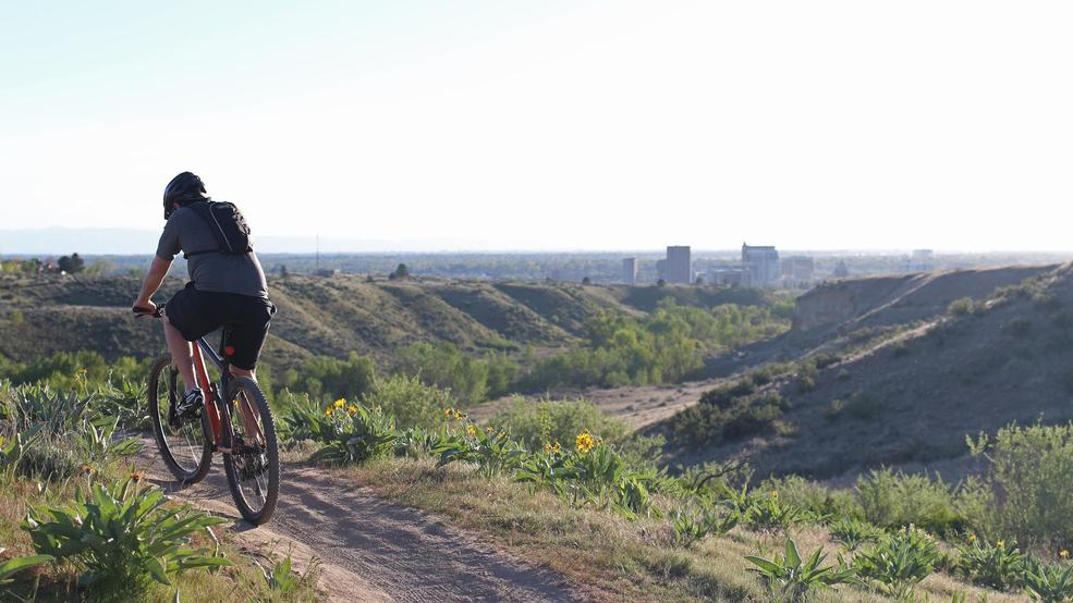 Boise foothills trail system expanding to meet growing demands