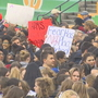 Western Wash. students join nationwide walkout against gun violence