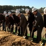 Groundbreaking marks start of new school in Jones County