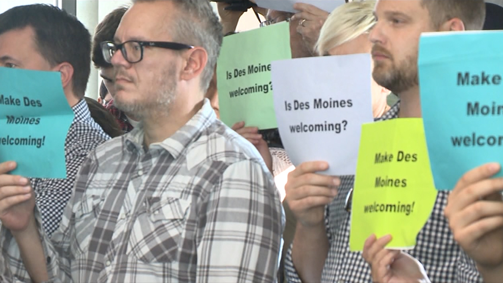 City Council Proclaims Des Moines is a Compassionate and Inclusive Community