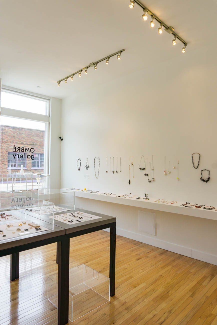 Located in Oakley, Ombré Gallery is a contemporary art jewelry store and gallery showcasing work from 50+ artists and metalsmiths from around the world. It features hundreds of unique pieces made from conventional and unconventional materials. ADDRESS: 4011a Allston St. (45209) / Image: Sarah Vester // Published: 7.24.17