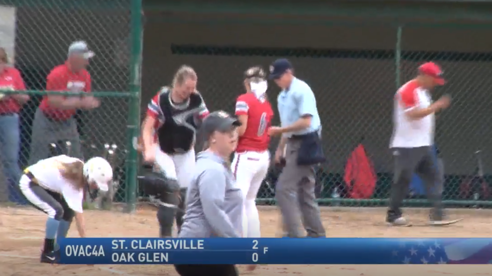 4.29.19 Highlights - St. Clairsville wins OVAC 4a softball title