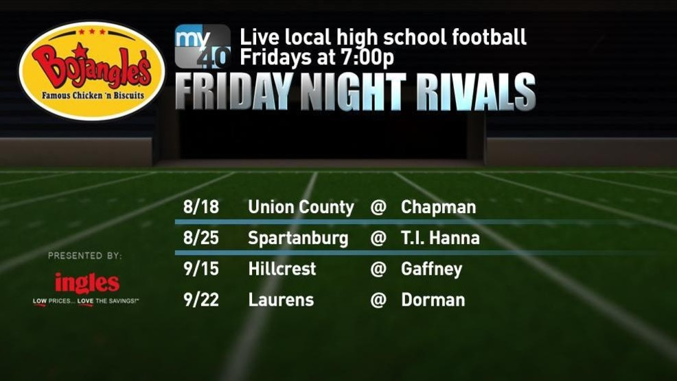 Friday Night Rivals: Hillcrest vs. Gaffney