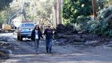 Search goes on for Calif. mudslide victims; death toll at 17