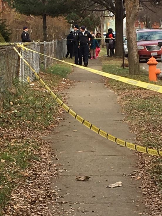 One person was killed, another injured in  a south Columbus shooting (WSYX/WTTE)